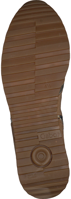 Cognac GABOR Lage sneakers 525  - large