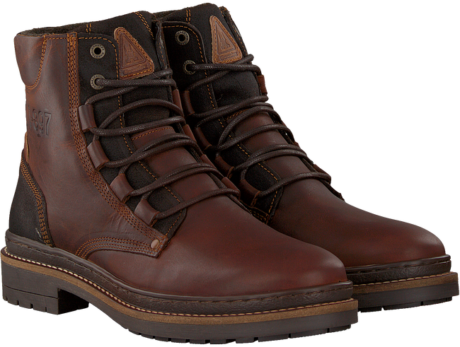 Cognac GAASTRA Veterboots TRAVIS HIGH  - large