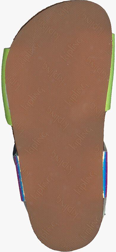 Gele KIPLING Sandalen NINA  - larger