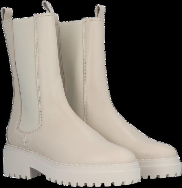 Witte NUBIKK Chelsea boots FAE ADAMS  - large