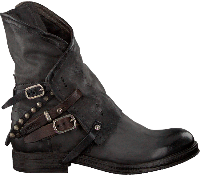 Taupe A.S.98 Biker boots 207235 - large