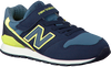 Blauwe NEW BALANCE Sneakers KV996  - small
