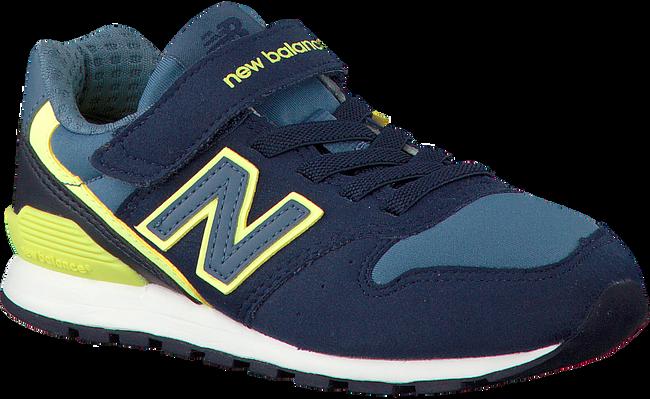 Blauwe NEW BALANCE Sneakers KV996  - large