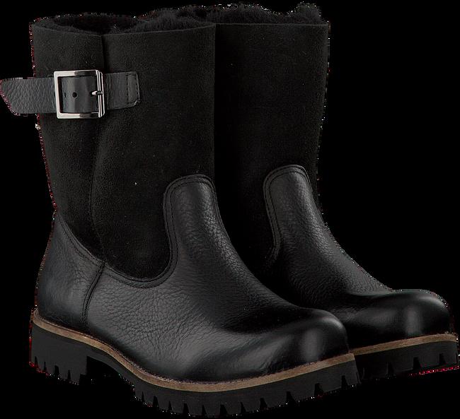 Zwarte BLACKSTONE Biker boots OL05  - large