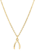 Gouden JEWELLERY BY SOPHIE Ketting MAKE A WISH - small