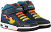 Blauwe GEOX Sneakers J6447A  - small