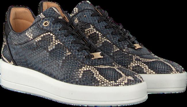 Blauwe FRED DE LA BRETONIERE Sneakers 101010060  - large