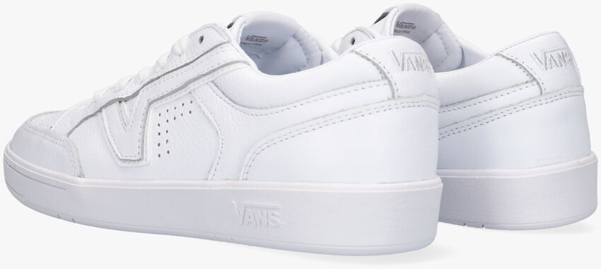 Witte VANS Lage sneakers UA LOWLAND CC  - larger