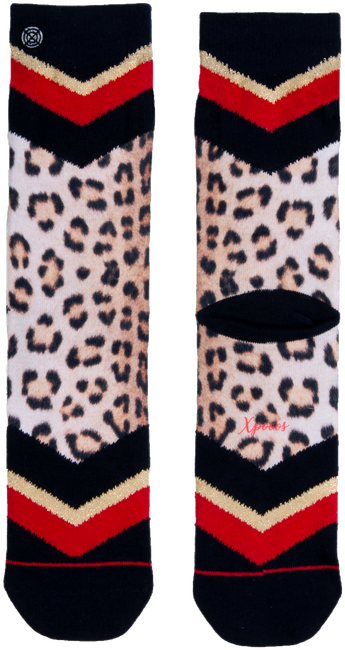 Zwarte XPOOOS Sokken ALEXIS  - large