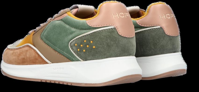 Groene THE HOFF BRAND Lage sneakers NAVONA  - larger