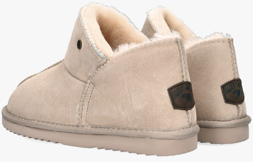 Beige WARMBAT Pantoffels WILLOW  - larger