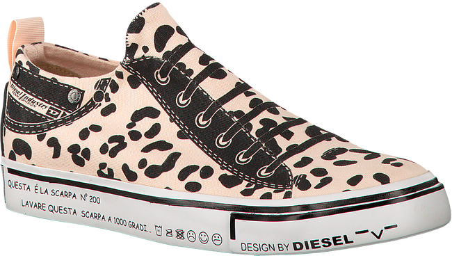 Roze DIESEL Slip-on sneakers  IMAGINEE - large