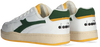 Witte DIADORA Sneakers MI BASKET LOW ICONA  - small