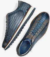 Blauwe GIORGIO Lage Sneaker 64918 - medium