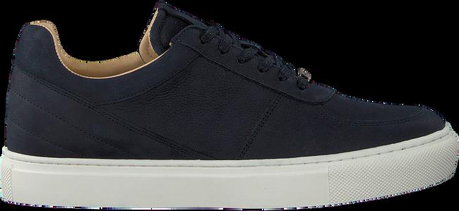 Blauwe MAZZELTOV Lage sneakers 20-9338B  - large