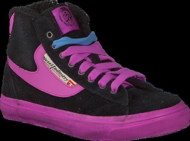 Zwarte DIESEL Sneakers REVOLUTION CLAW  - large