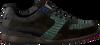 Groene FLORIS VAN BOMMEL Sneakers 16213  - small