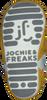 Gele JOCHIE & FREAKS Babyschoenen 19000  - small