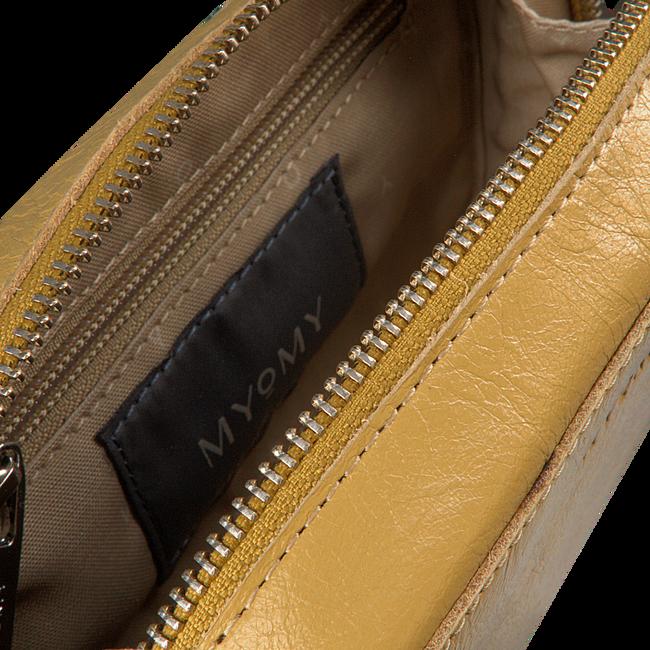 Gele MYOMY Schoudertas MY BOXY BAG CAMERA  - large