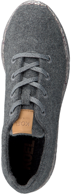 Grijze KOEL Lage sneakers KO821M  - large