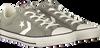 Groene CONVERSE Sneakers STAR PLAYER OX HEREN  - small