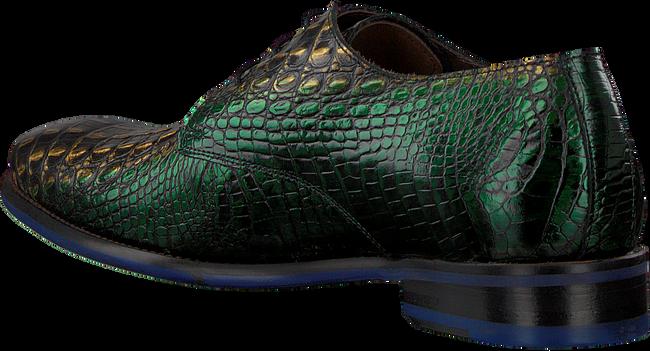 Groene FLORIS VAN BOMMEL Nette schoenen 18167  - large