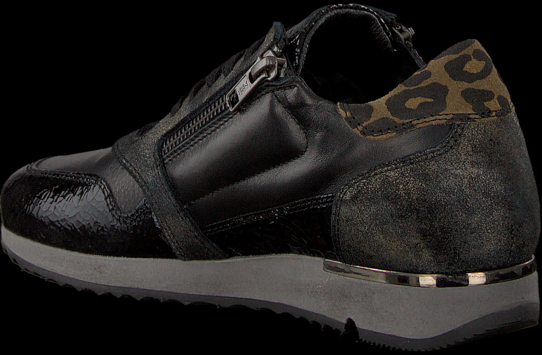 Zwarte Sneakers Omoda Rag 76476 nl Red vTqvwr