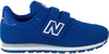 Blauwe NEW BALANCE Sneakers KV373  - small