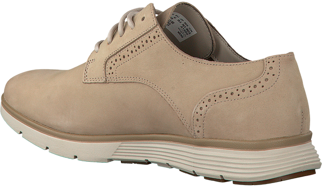 Beige TIMBERLAND Sneakers FRANKLIN PARK BROGUE OX  - large