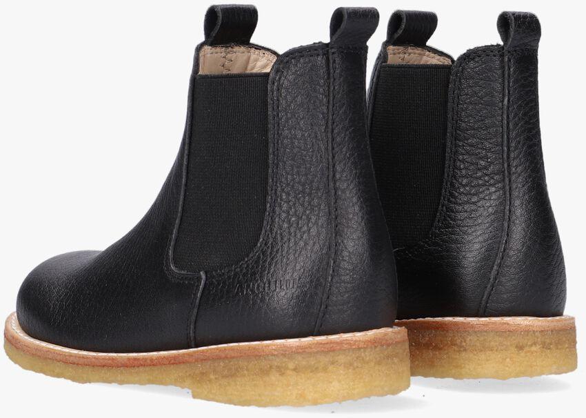 Zwarte ANGULUS Chelsea boots 9207-101  - larger