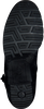 Zwarte GABOR Enkellaarsjes 803.1  - small