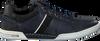 Blauwe BJORN BORG Sneakers COLTRANE NU TRC M - small