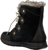 Zwarte SOREL Veterboots EXPLORER JOAN - small