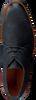 Zwarte VAN LIER Nette schoenen 5340  - small