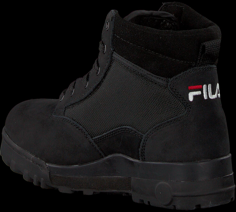 c32d5435ea3 Zwarte FILA Veterboots GRUNGE MID. FILA. -50%. Previous