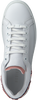 Witte NUBIKK Sneakers YEYE RUFFLE  - small