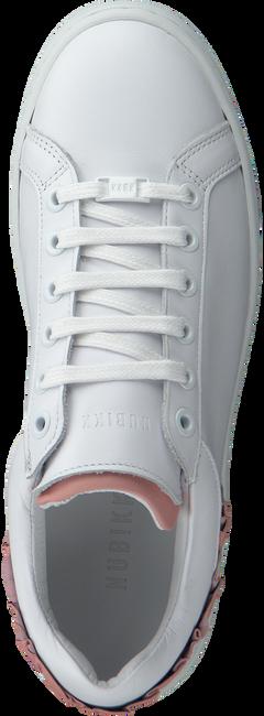 Witte NUBIKK Sneakers YEYE RUFFLE  - large