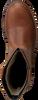 Cognac GAASTRA Enkelboots CABIN HIGH FUR - small