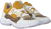 Gele TON & TON Lage sneakers OM120280  - small