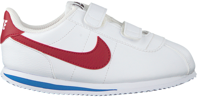 Witte NIKE Sneakers CORTEZ BASIC SL - large