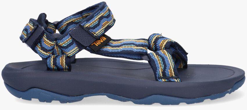 Blauwe TEVA Sandalen HURRICANE XLT 2 T/C/Y KISHI  - larger