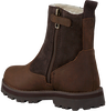 Bruine TIMBERLAND Enkelboots COURMA KID WARM LINED  - small