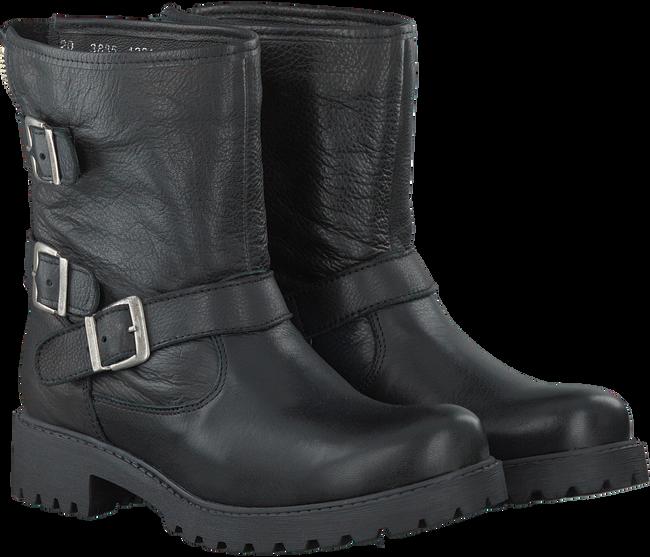 Zwarte OMODA Biker boots F-3885-R  - large