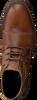 Cognac GAASTRA Veterboots CREW MID CHAPA  - small