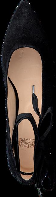 Zwarte FRED DE LA BRETONIERE Ballerina's 140010010  - large