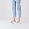 Beige HUB Lage sneakers HOOK-Z LW  - small