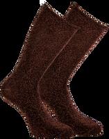 Koperen MARCMARCS Sokken GWEN 2-PACK LANG  - medium