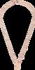 Gouden ALLTHELUCKINTHEWORLD Ketting ELEMENTS NECKLACE TALL PINEAPP - small