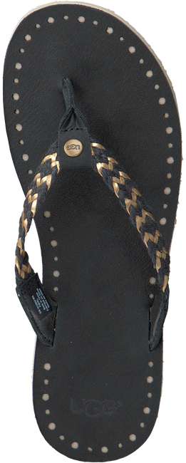 Zwarte UGG Slippers NAVIE  - large