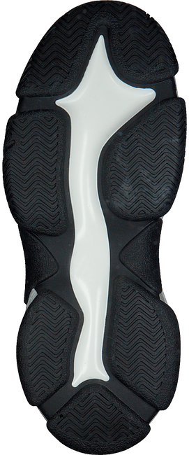Zwarte NIK & NIK Lage sneakers CHUNKY SNEAKER  - large